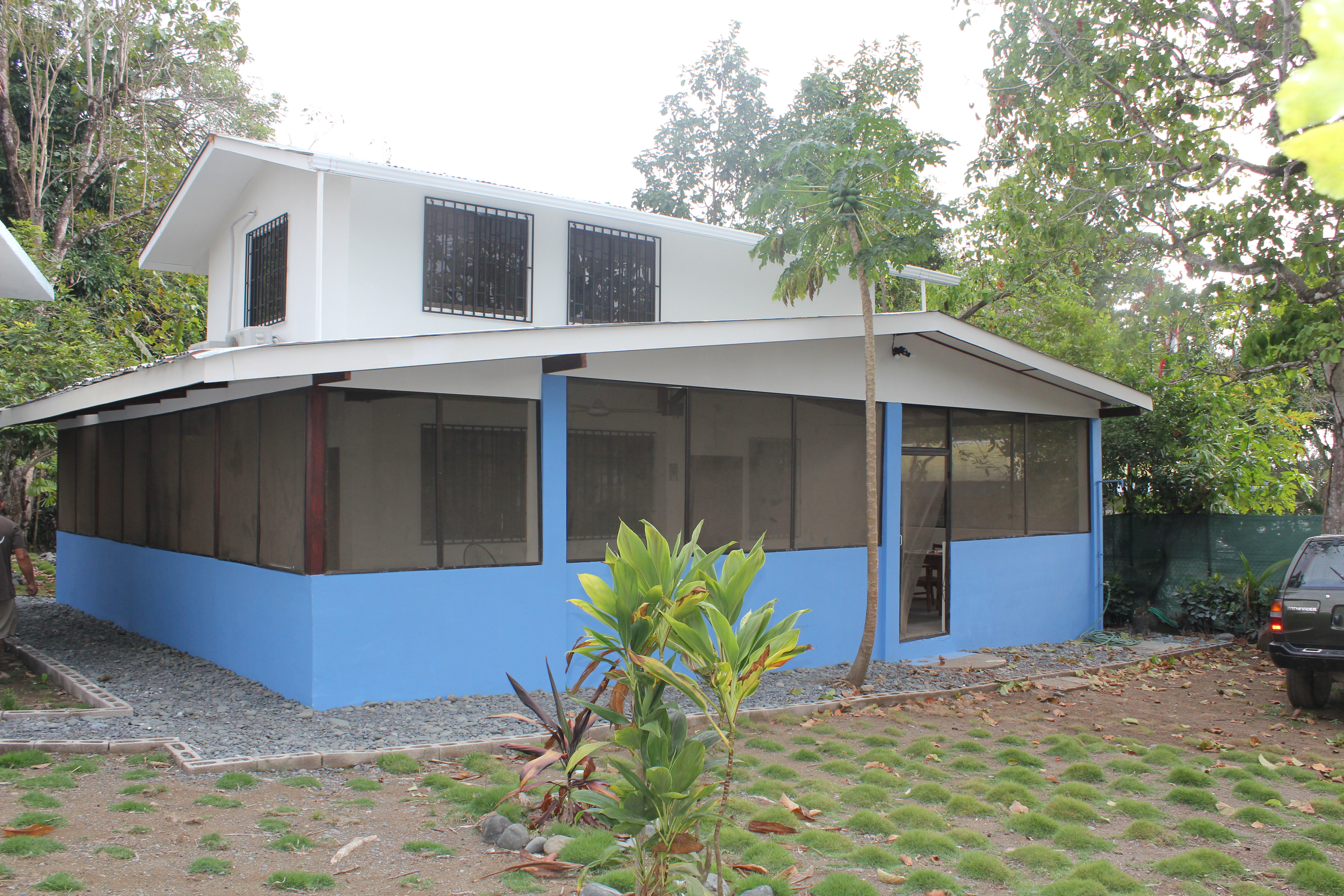 Pavones Point Surf House (For Rent)